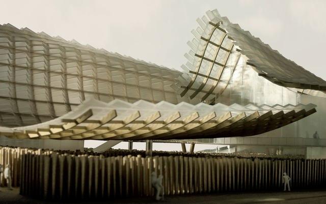 2015年米兰世博会中国馆