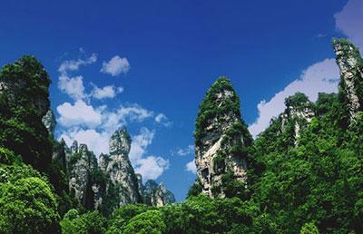 远离雾霾自由呼吸 国内最美森林公园推荐