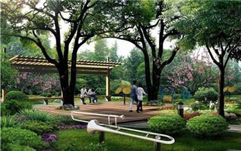 """园林设计""""设""""者,陈设、设置,筹划之意"""
