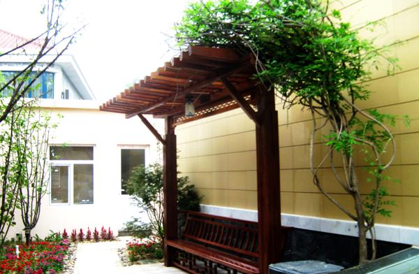 北京国际花园别墅项目顺利竣工